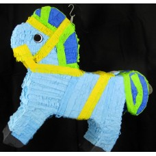 Pinata Animal Pony Blue Giant 53x51x13cm