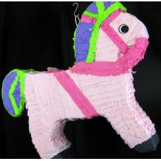 Pinata Animal Pony Pink Giant 53x51x13cm