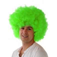 Hair - Wig Afro Green