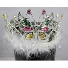 Tiara - Crown Butterfly