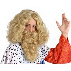 Hair Beard & Wig Blonde