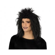 Hair Wig Black Curly