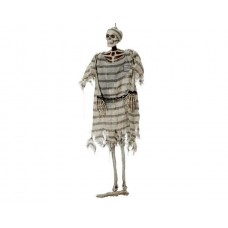 Decorative Hanging Prisoner Skeleton Dec