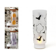 Decorative Halloween Candle 14cms