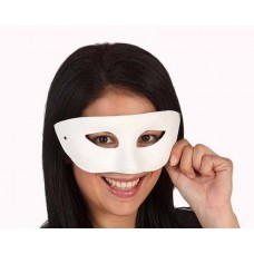 Mask Eye Domino White