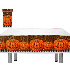 Decoration Party Table Cover Pumpkin