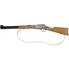 Western 100 shot Kansas Kid Rifle 73cm