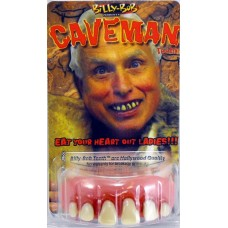 Teeth Billy Bob Caveman