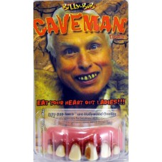 Teeth Billy Bob Caveman Cavity