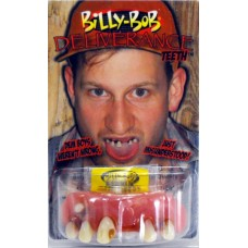 Teeth Billy Bob Deliverance Cavity