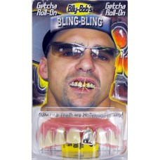 Teeth Billy Bob Bling - Bling Gold