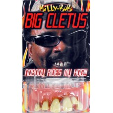 Teeth Billy Bob Big Cletus