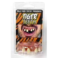 Teeth Billy Bob - Tiger Teeth