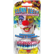 Teeth Billy Bob Clown