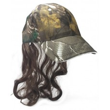 Cap Billy-Ray with Hair Camo Style