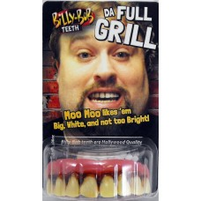 Teeth Billy Bob Full Grill