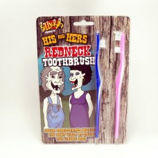 Funny Joke Tooth Brushes for Red Necks