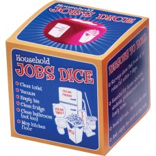 British Maid Household Job's Dice