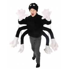 Costume Child Animal Spider Top & Hat