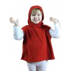 Tabard Child Red 5-6 Year