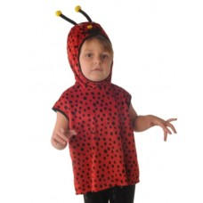 Tabard Child Lady bird 3-4 Year