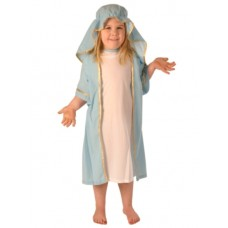 Costume Nativity Mary 6-8 Year Child