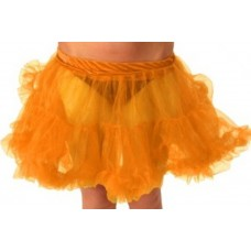 Ra Ra Skirt Orange Large