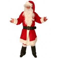 Suit Santa Mr Professional 4pc Large