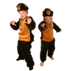 Costume Animal Bear 3-5 year Child Suit