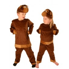 Costume Animal Monkey 3-5 yr Child suit