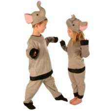 Costume Animal Elephant 3-5 yr Child Sui