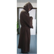 Robe & Hood Warrior Brown 100% Polyester