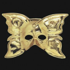 Mask Face Golden Butterfly shape