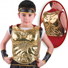 Breast Plate for Roman Gold 2 part SM
