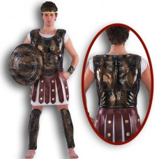 Breast Plate for Roman in PHB x 2 parts