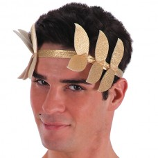 Roman Laurel Crown Gold