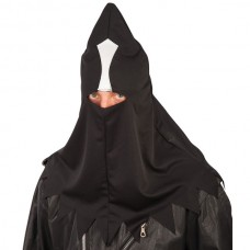 Helmet Executioner Hood Black & White