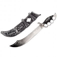 Sword Cutlass Pirate & Scabbard 40cm