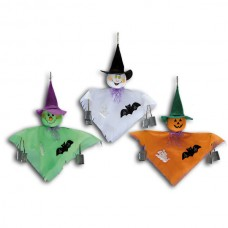 Ghosts hanging Decoration with Rattles