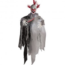 Decorative Hanging Killer Clown Sound &