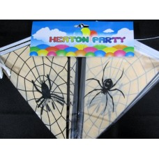 Bunting Spider  6m & 15 flag