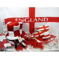 England Party Pack 85 pieces
