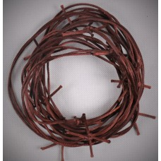 Barb Wire Garland 3.7m long