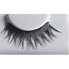 Eye Lash set Crossed Unsteady Black