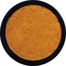 Face Paint Pearlised Golden Yellow 3.5ml