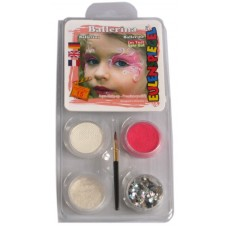 Face Pack 4 Colours Ballerina