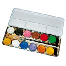 Boxed Set 12 Colour Palette for 120 mask