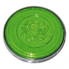 Face Paint Neon Green 3.5ml UV Effect
