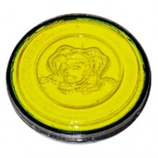Face Paint Neon Yellow 3.5ml UV Effect