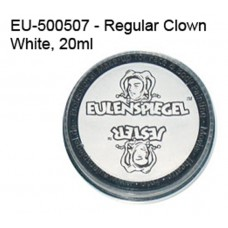 Cream White Clown 50ml Face Paint